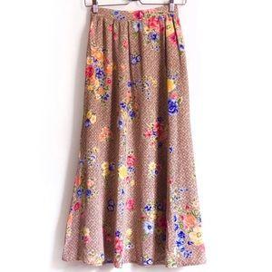 Diane Von Furstenberg Maxi Skirt
